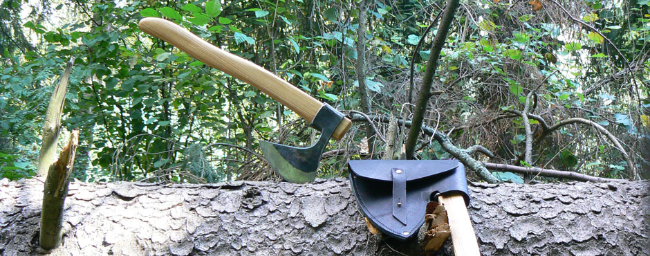 Viktemir axes for bushcrafting and forest